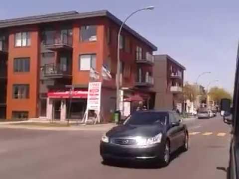 #41 bus dir. est Montréal - iii/iv