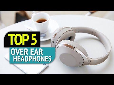 TOP 5: Over-Ear Headphones 2018