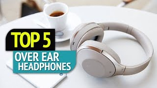 Video TOP 5: Over-Ear Headphones 2018 download MP3, 3GP, MP4, WEBM, AVI, FLV Juli 2018