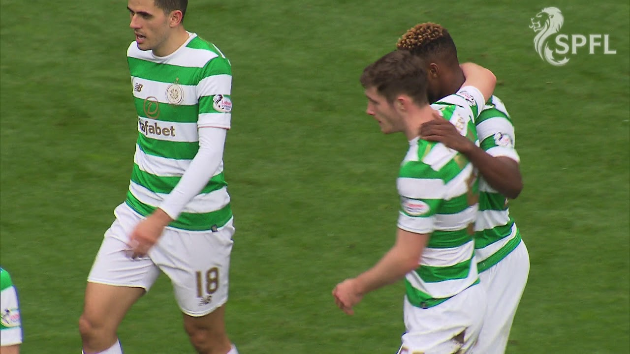 Moussa Dembele scores on Celtic return