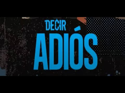 Cosculluela – DECIR ADIÓS (Official Lyric Video)