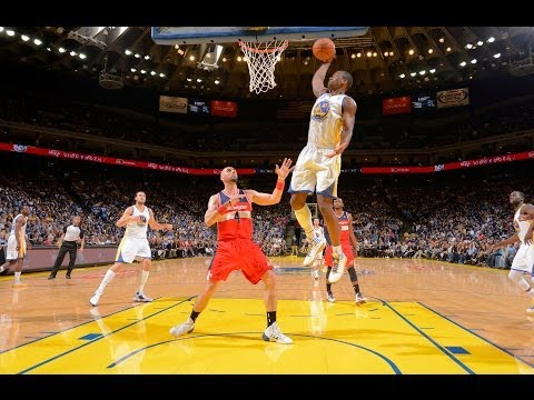 Harrison Barnes: Best of Dunks