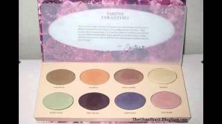 Tarina Tarantino Floriculture Eye Shadow Palette Thumbnail