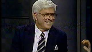 Phil Donahue @ Letterman