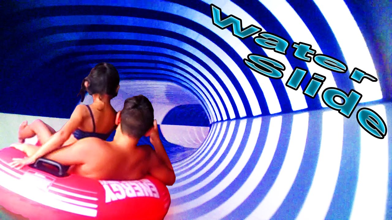 The World 39 S Longest Water Slide Tube The Magic Eye Doovi