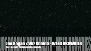 Joe Rogan X Wiz Khalifa - Weed Brownies (best Of Joe Rogan)