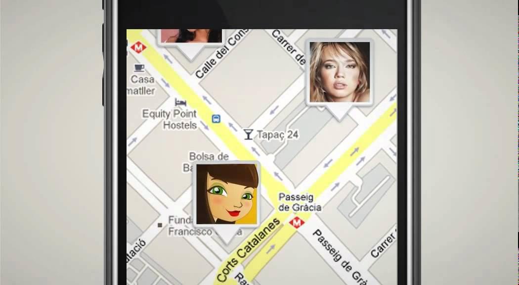 Local escort app