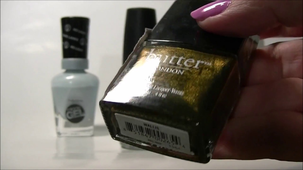 TJ Maxx Nail Polish Shopping Haul - OPI Butter London Essie & More ...