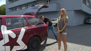 Jak na škrábance u auta