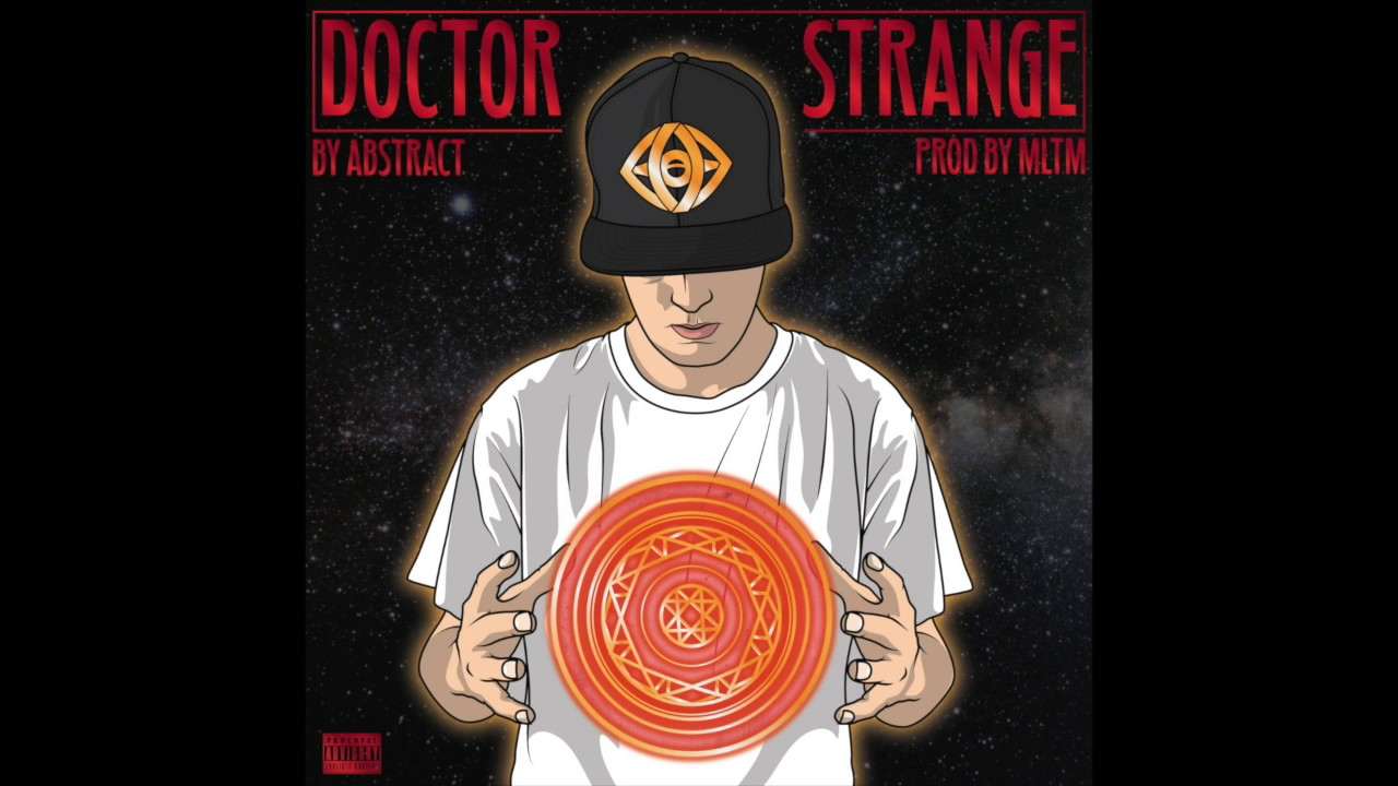 abstract-doctor-strange-prod-by-mltm-abstract