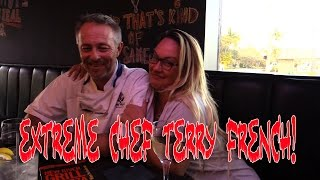 Sitting Down with Rebel Chef Terry French at New River Grill & Pizza Ft Lauderdale Florida