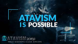 Atavism Online - How you can build your own MMORPG game