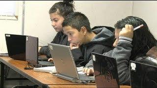 euronews learning world - التعليم عبر شبكة الأنترنت: وسائل جديدة لنتائج دراسية...