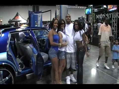 What Rhymes With Car >> 2009 DUB Car Show Tour Atlanta, Ga - Ludacris, Lil ...