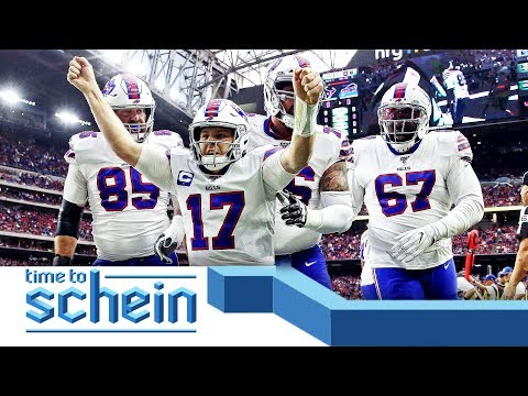 The Bills are the team to beat in the AFC East  Time to Schein