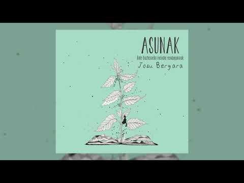 Josu Bergara eta Akorde Txikiak - Asunak [Disko osoa - Full album 2018]