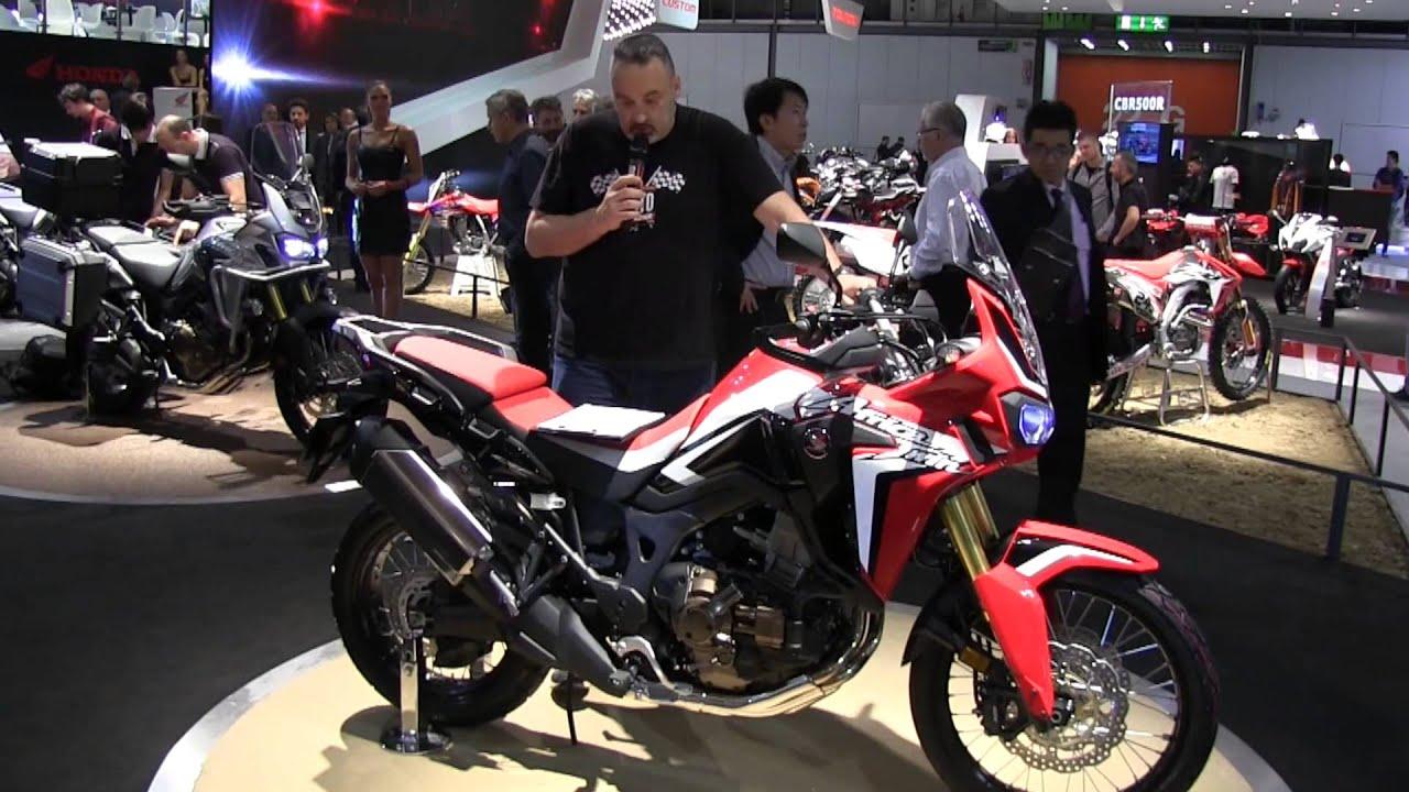 honda africa twin honda 500 cbx et honda cb500f nouveaut s 2016 du salon de milan youtube. Black Bedroom Furniture Sets. Home Design Ideas
