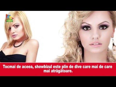 Cele mai sexy vedete din Romania