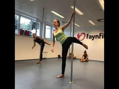 Poledance ochutnávka | Faynfit
