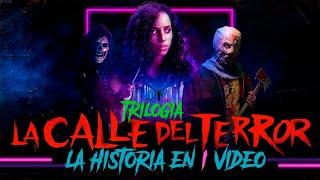 La Calle del Terror (La Trilogía) La Historia en 1 Video