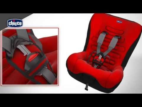 chicco eletta kindersitz 0 18 kg youtube. Black Bedroom Furniture Sets. Home Design Ideas