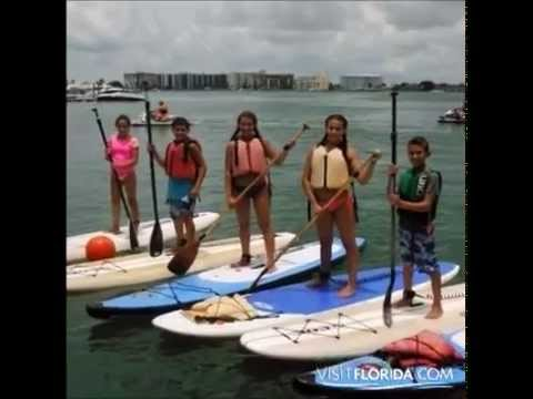 Tampa Bay SUP Floridagram movie