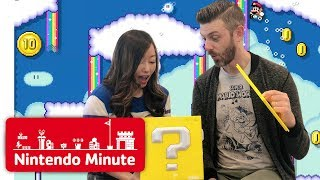 Super Mario Maker 2: Playing YOUR Levels Part 1 - Nintendo Minute