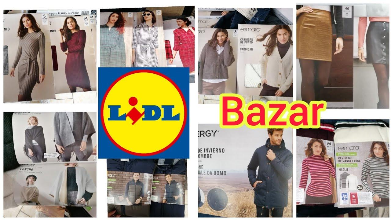 Download LIDL BAZAR 🛒❤️ MUCHA ROPA BONITA, CHAQUETAS, CARDIGANS, FALDAS, VESTIDOS...
