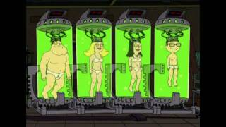 American Dad: Inception Trailer