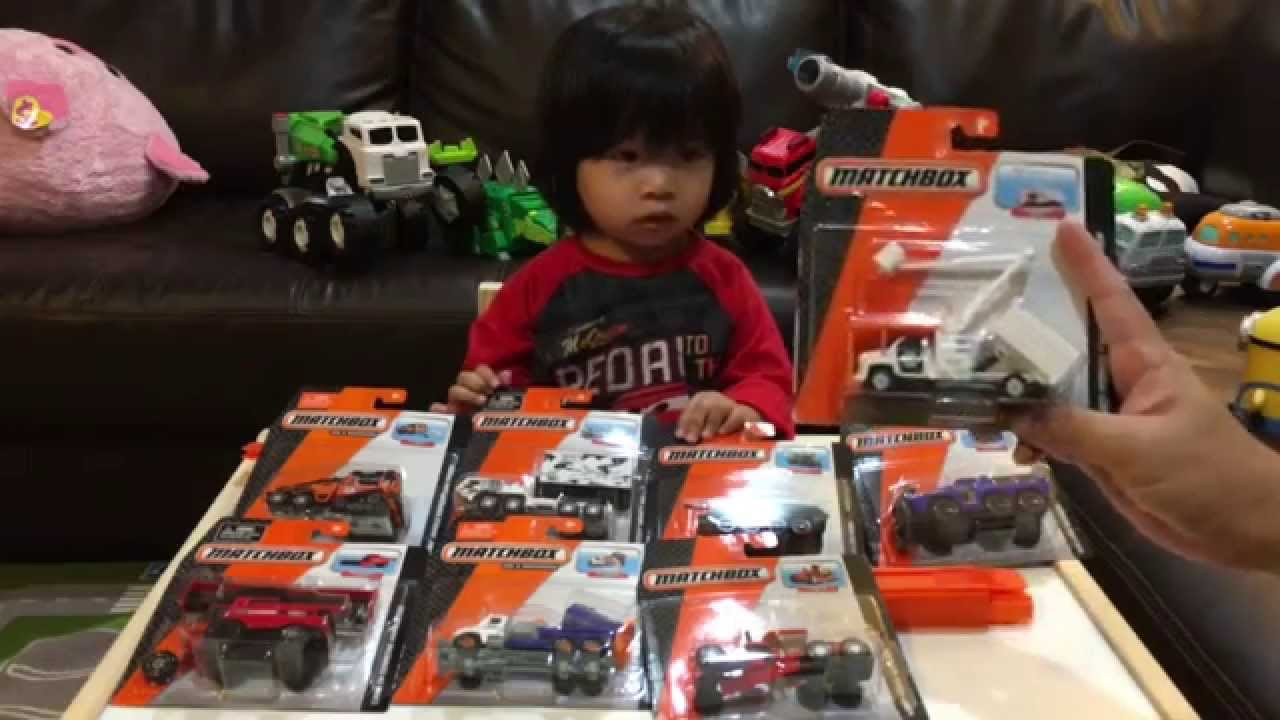 Toys For Work : Toy trucks construction truck toys for kids matchbox
