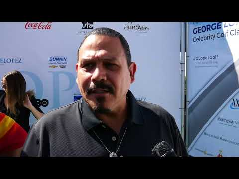 Emilio Rivera Talks Mayans MC as well as George Lopez Celebrity Golf Tournament
