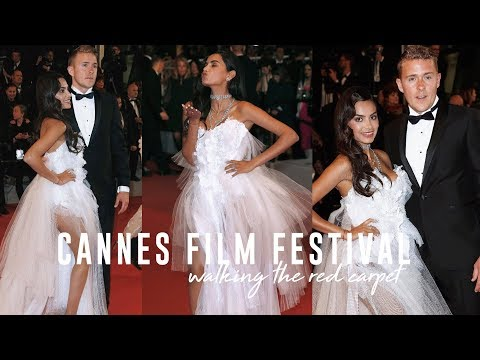 WALKING THE RED CARPET @ CANNES FILM FESTIVAL | DIIPA KHOSLA