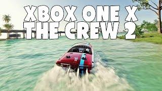 THE CREW 2 OPEN BETA - MAMY TE 4k60FPS na XBOX ONE X?