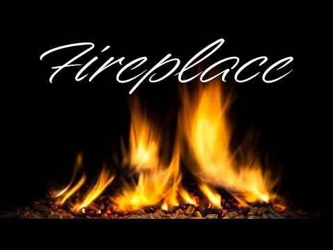 Relaxing JAZZ & Fireplace - Soft Instrumental JAZZ & Bossa Nova - Chill Out Music