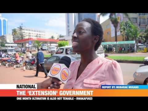 #PMLive: THE 'EXTENSION' GOVERNMENT- The Ugandan Gov't