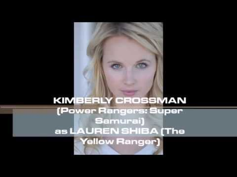 My Power Rangers Go Busters Dream Cast December 9 2014 Youtube
