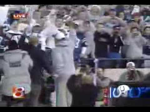 Colts Parade Celebrate in Hoosier Dome in Indy
