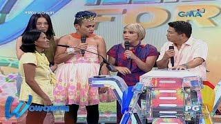 Wowowin: DonEkla at Kimchi, naging translator ng isang contestant