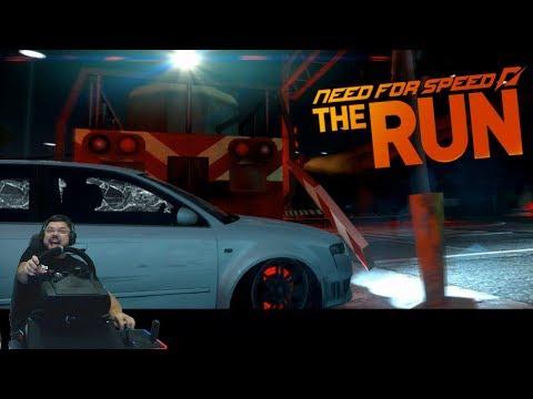 Need For Speed: The Run на ЭКСТРЕМАЛЬНОЙ сложности!!! Эпическое возвращение к истокам канала!