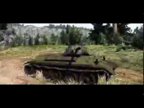трейлер танков вар тандер