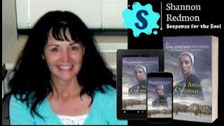 Covert Amish Christmas Book Trailer - Mary Alford