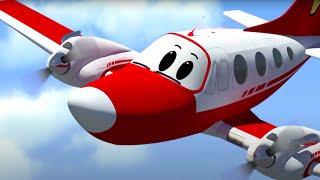 Мультик ✈ БУДНИ АЭРОПОРТА ✈ ОТ ВИНТА 🚨 Сборник мультфильмов про самолеты 👨✈️