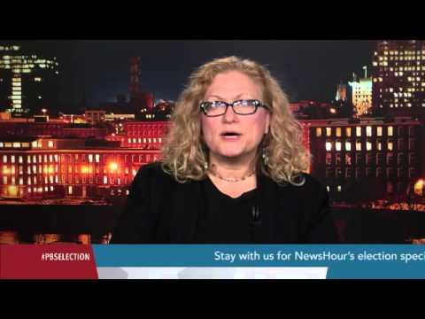 Carol Robidoux speaks on Jeanne Shaheen