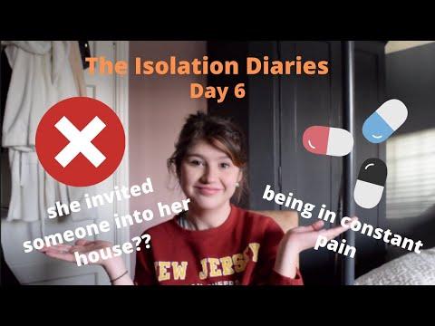 Chronic Pain, Isolation Fails And #CoronaConquerers! | Coronavirus: Isolation Diaries - Day 6