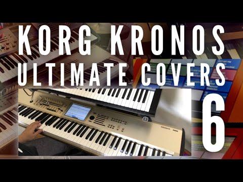 Keyboard KORG KRONOS 2 88 MODEL 2015 Abdeckung Dust Cover 10201 Viktory