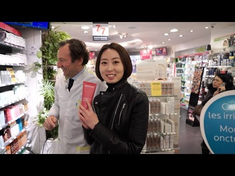 Most Popular Skincare Items in France - Hyesoo In Paris (ENG SUB)