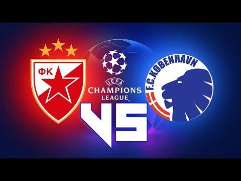 Crvena Zvezda - Copenhagen ● CHAMPIONS LEAGUE ● TEAM COMPARISON