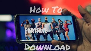 How To Download Fortnite Android Beta In Your SmartPhone Official | (Hindi)
