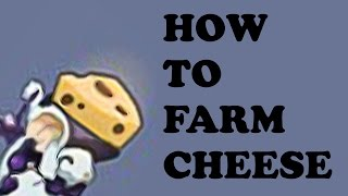 Transformice Guide: How to farm cheese