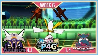 A LOST CAUSE! | Minnesota Vikavolts VS Adelaide Honchkrows P4G S2 W6  | Pokemon Sun Moon